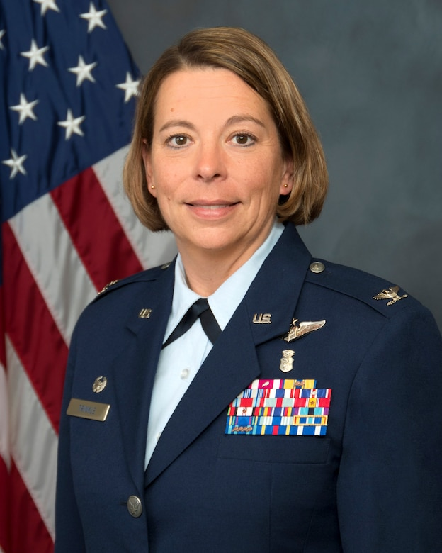 Col. Jennifer L. Trinkle, 72nd Medical Group