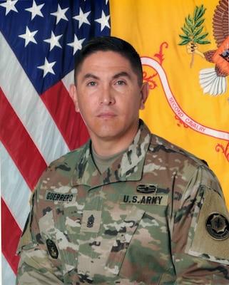 Senior Enlisted Advisor for the 4th Squadron, 2d Cavalry Regiment