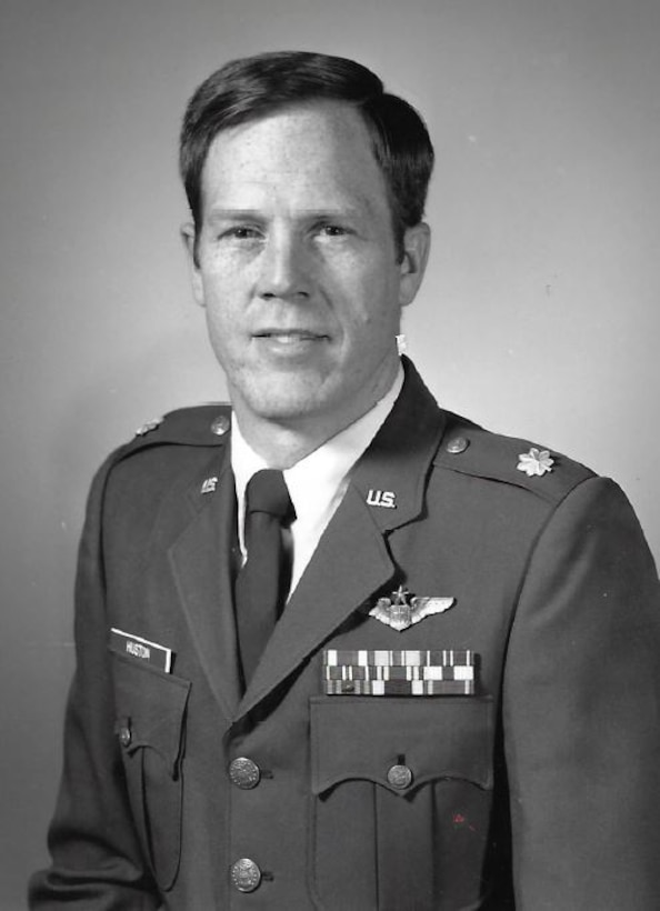 Lt. Col. Kenneth Huston official photo. (Courtesy Photo)