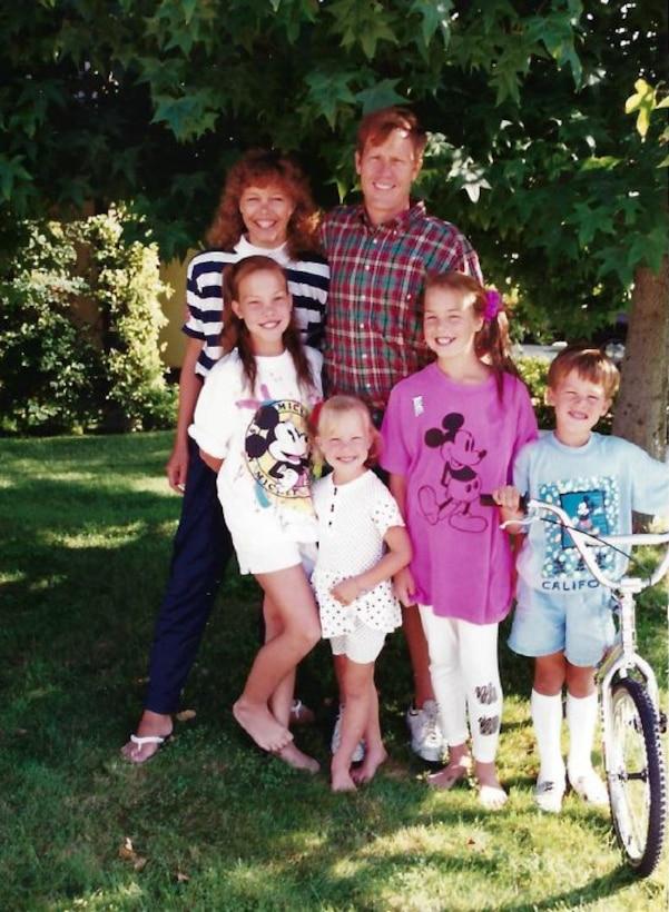 Huston family photo. (Courtesy Photo)