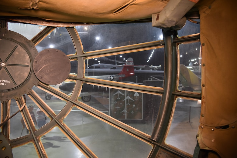 DAYTON, Ohio - Convair B-36J Peacemaker at the National Museum of the U.S. Air Force. (U.S. Air Force photo by Ken LaRock)