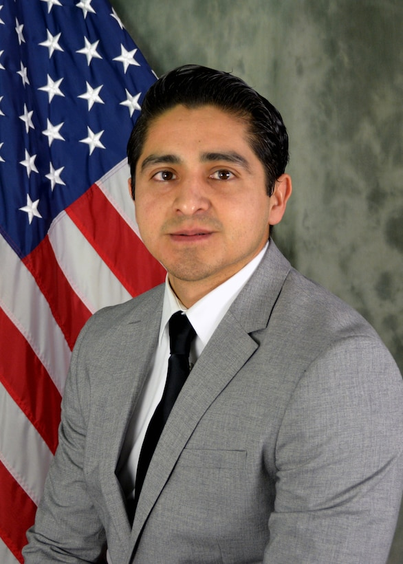 Javier Rodriguez, engineer, of the Air Force Research Laboratory is selected to receive the 2019 STEM Military and Civilian Hero Award at the 31st Annual Great Minds in STEM Conference in September 2019, at Disney's Coronado Springs Resort in Lake Buena Vista, Florida.