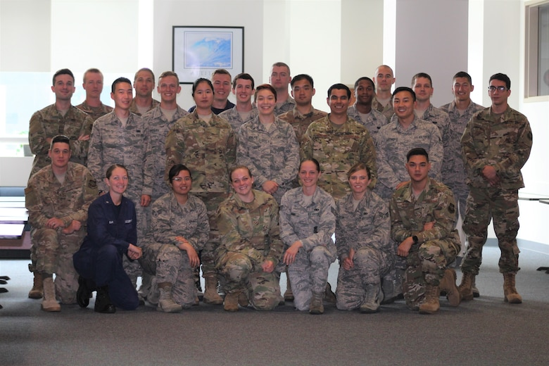 Airman Leadership School group photo
