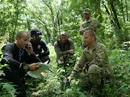 The Indiana National Guard Counterdrug Task Force and special agents from the Drug Enforcement Administration Chicago Field Division teamed up for a five day tactical exercise at Camp Atterbury Aug. 12-16, 2019.