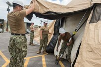 Navy Expeditionary Forces Command Pacific Conducts Integrated Training, Reservists Gain Specialized Skills