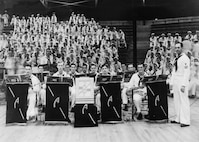 Pacific Fleet Band Concert to Honor WWII Sailors, Pearl Harbor Navy Music Heritage