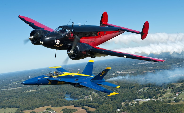 Younkin to bring spectacle of flight to Robins Thunder over Georgia Air Show