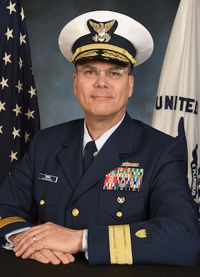 Photo of RDML Richard Timme