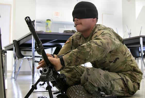 Top U.S. Army Reserve Soldiers prepare for final competitions