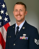 Official Photo of Staff Sergeant Bryan Andrews