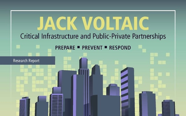 Jack Voltaic: Critical Infrastructure Research Report