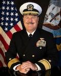 Rear Admiral Gregory Harris