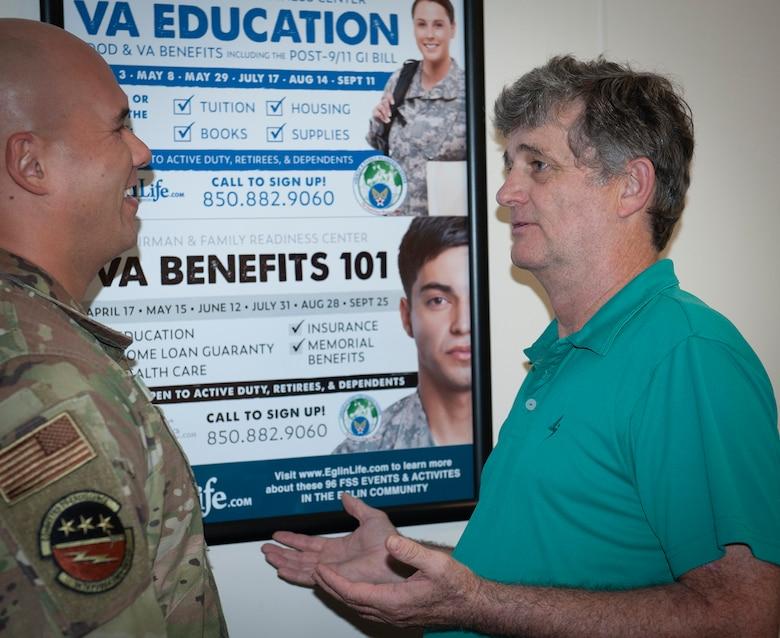 VA education benefits class