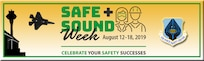 "The U.S. Air Force partnered with the Occupational Safety Health Administration during Safe + Sound Week 2019 from Aug. 12 to 18 and encouraged units to participate in the ""Take 3 in 30 Challenge"", a series of events aimed at improving workplace safety."