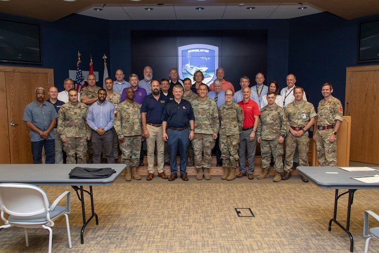 The U.S. Army Engineer Research and Development Center holds Multi-Domain Operations Joint Technology Demonstration