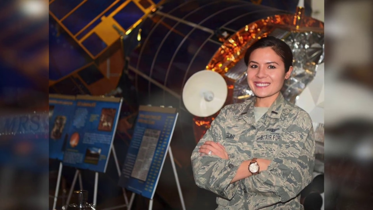 Captain Rachael Preslar is the first active duty female to win Mrs. Colorado! She currently serves as the 460th Operations Group executive officer.