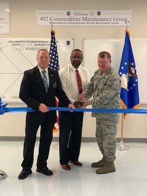 402nd CMXG opens center to improve warfighter support through AOP practices