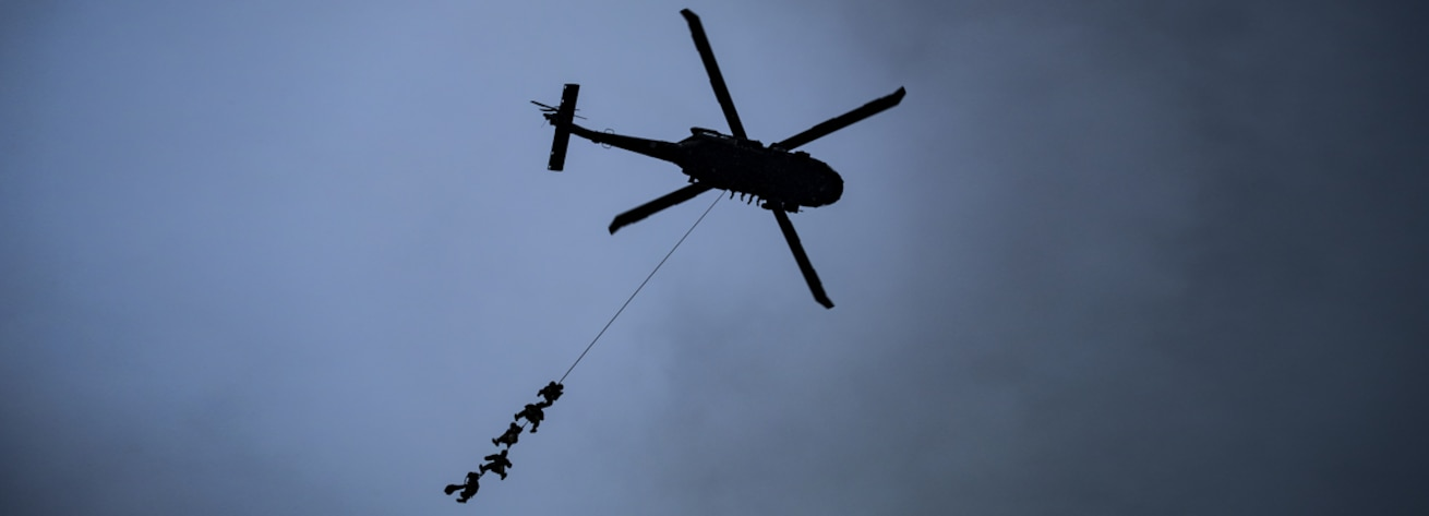 HELICOPTER ROPE