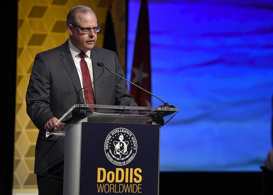 Intelligence Community Chief Information Officer John B. Sherman outlines the way ahead for the Intelligence Community Information Technology Enterprise