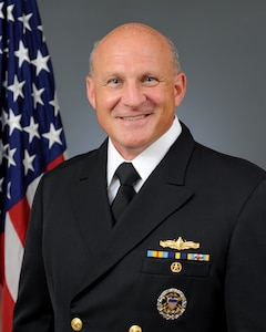 Gilday Relieves Richardson as Chief of Naval Operations