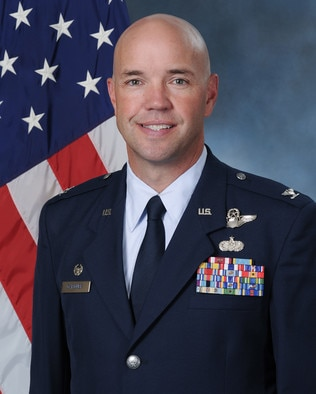 Col. Gardner Official photo