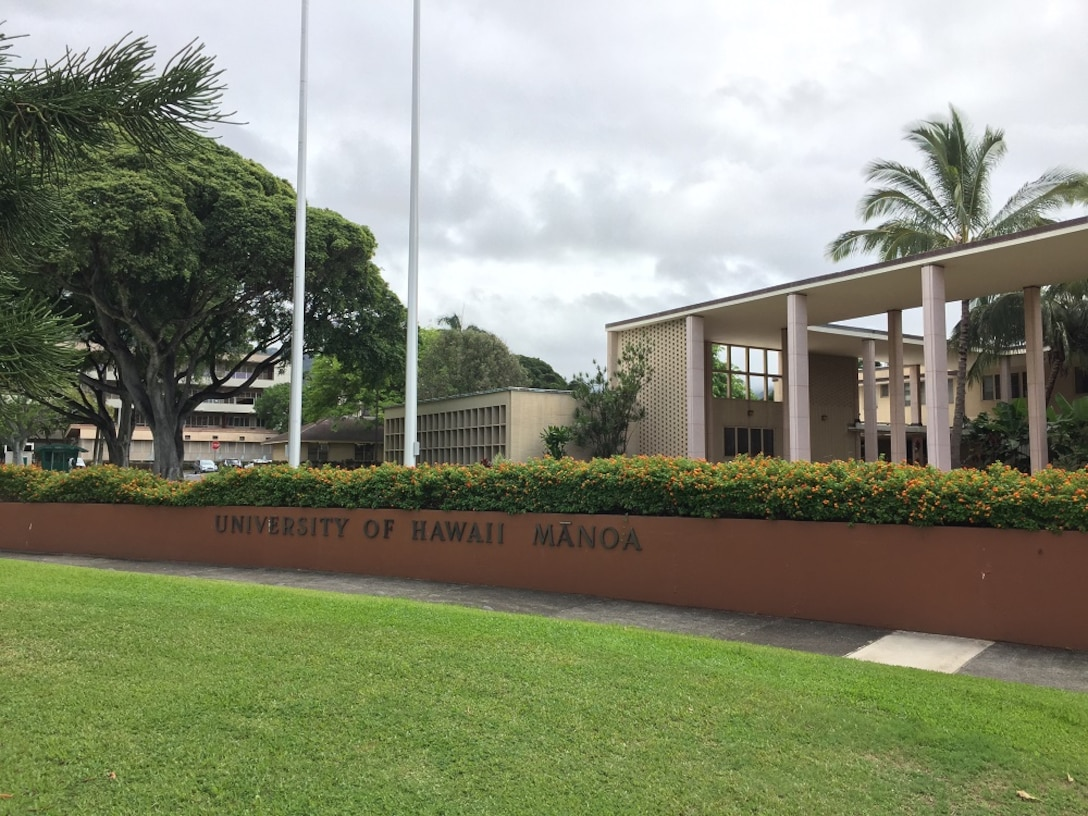 University of Hawai'i at Mānoa campus