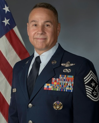Command Chief Master Sgt. James M. Traficante