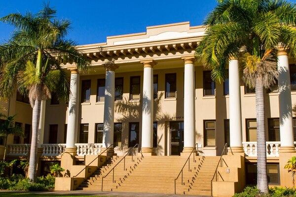 University of Hawai`i at Mānoa