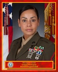 First Sgt. Pearson Command Board