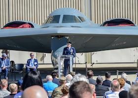 B-2 Spirit's 30th anniversary celebration