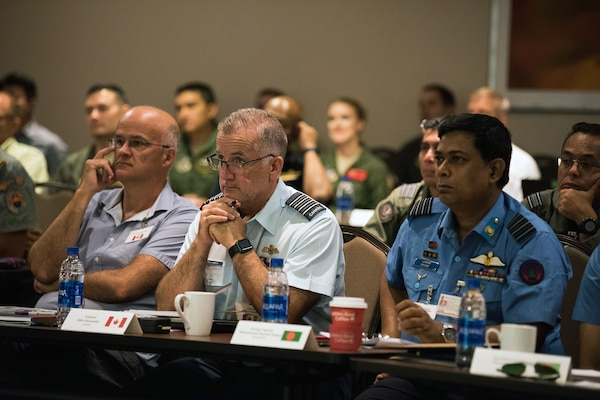 US Hosts Experts from 16 Countries at Indo-Pacific Safety Air Forces Exchange