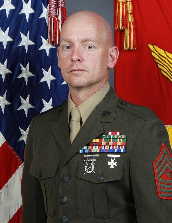 Sergeant Major Matthew W. Golden