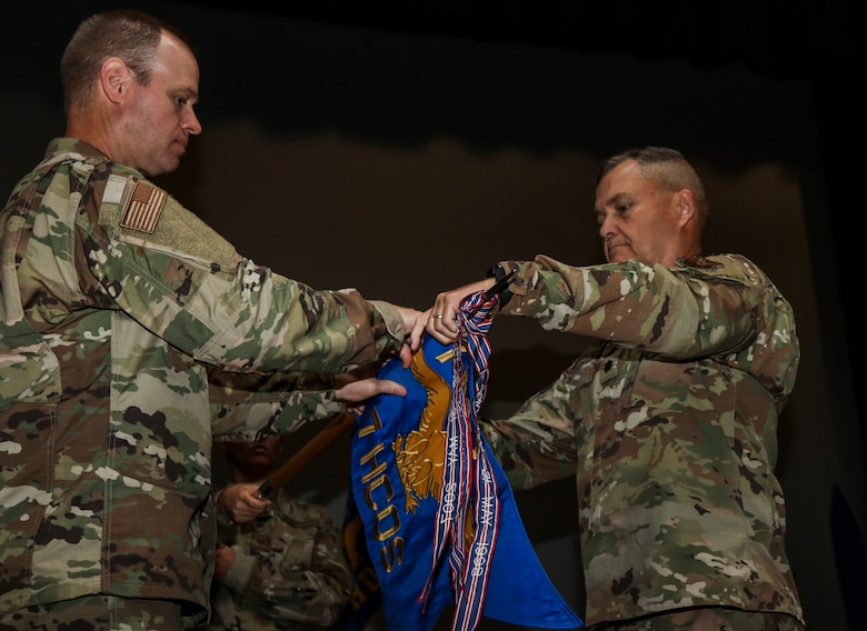 7th Medical Group holds redesignation ceremony