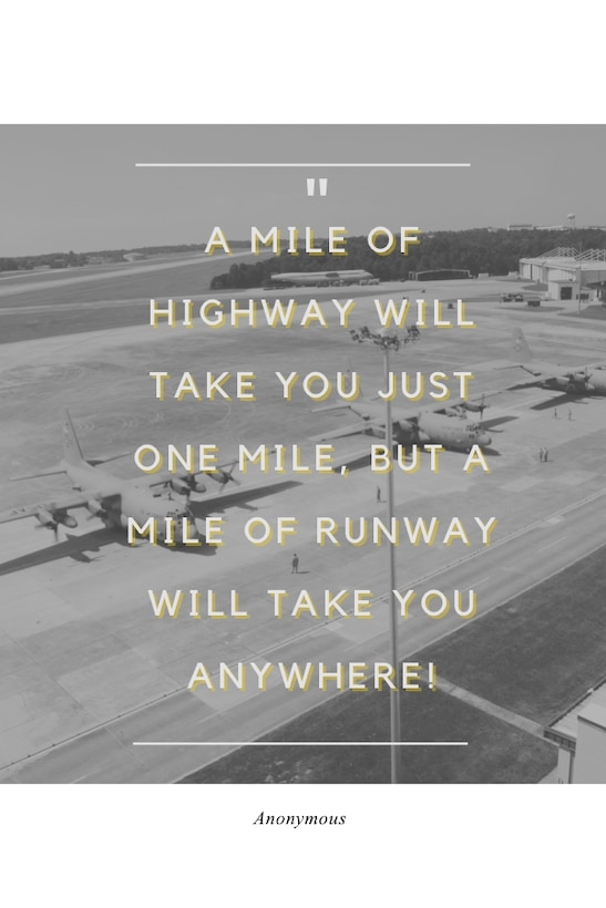 This week's motivation is from an anonymous source: