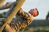Sgt. Yarrington represents U.S. Army Reserve at 2019 U.S. Army Drill Sergeant of the Year competition
