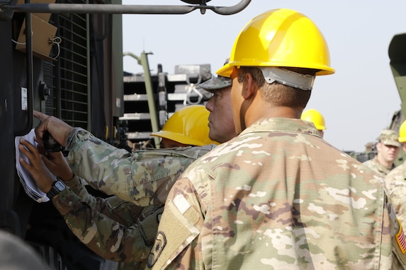 U.S. Army Reserve commander visits 7th MSC troops in Germany