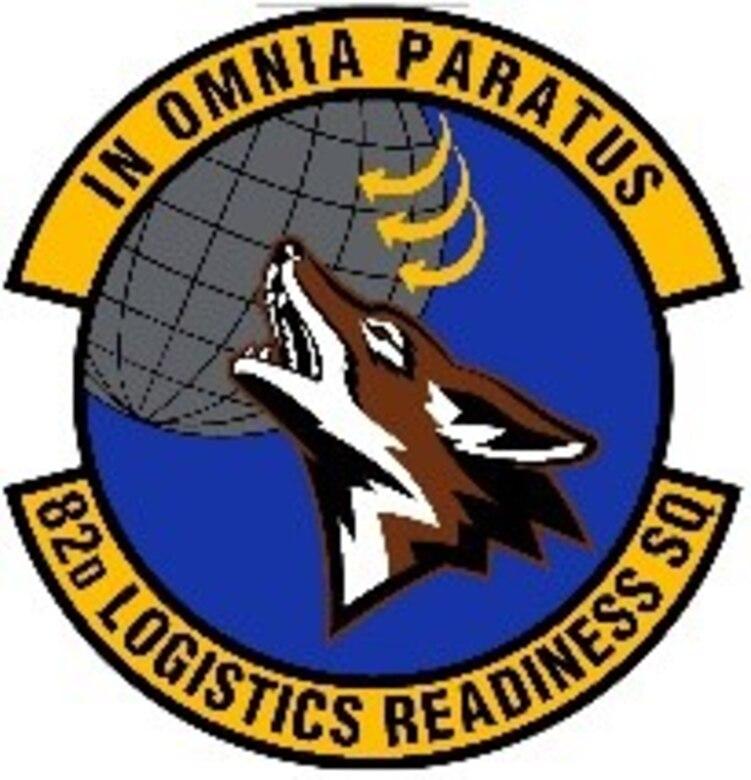82nd LRS logo