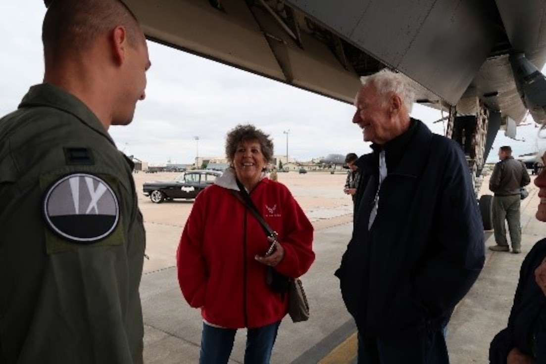 7th BW honors bomber pioneer heritage, looks to future challenges