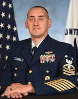 Command Master Chief Charles A. Stanicki