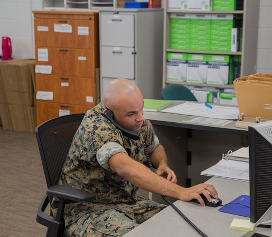 The mission of the IPAC is to provide personnel administrative support and services to Commanders, Marines, Sailors and family members by ensuring military personnel records and pay accounts are accurate and properly maintained for preparing individuals for worldwide deployment with the operating forces.
