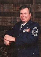 Air Force Office of Special Investigations Special Agent (Retired) Chief Master Sgt. Martin L. Pitt is a 2018 Inductee into the AFOSI Hall of Fame. (Courtesy photo)