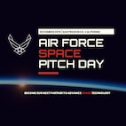 Space Pitch Day Logo