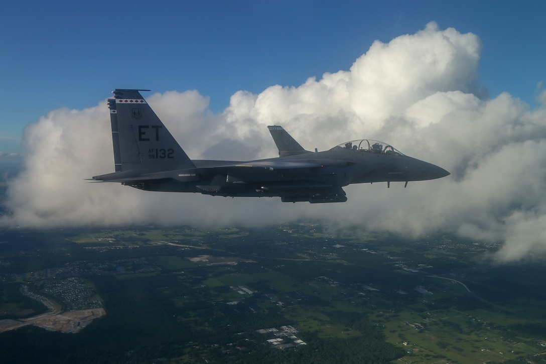 Fighters over Florida