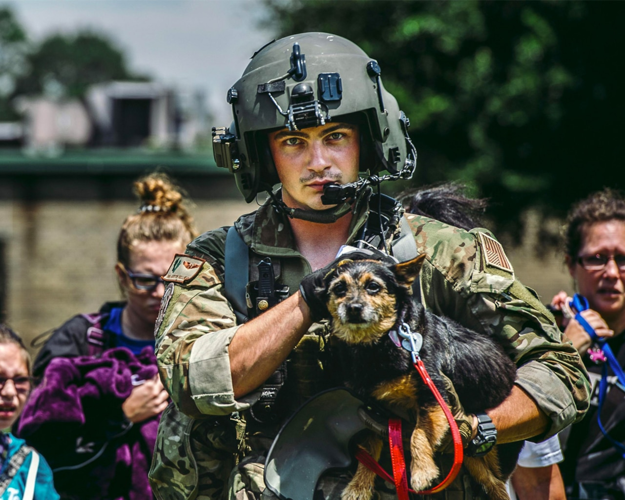 Service members train and prepare year-round so when disasters strike, troops are ready to help those in harm's way. Learn how you can prepare, too.