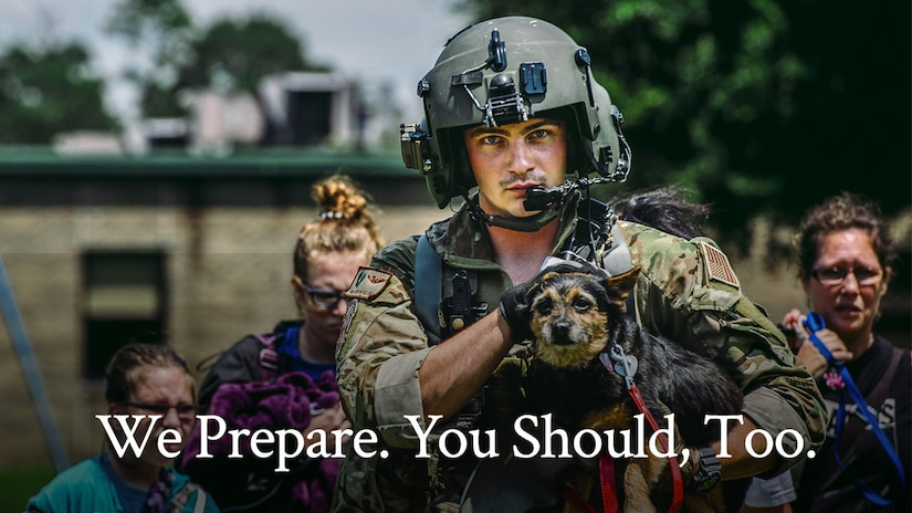 We Prepare. You Should, Too.