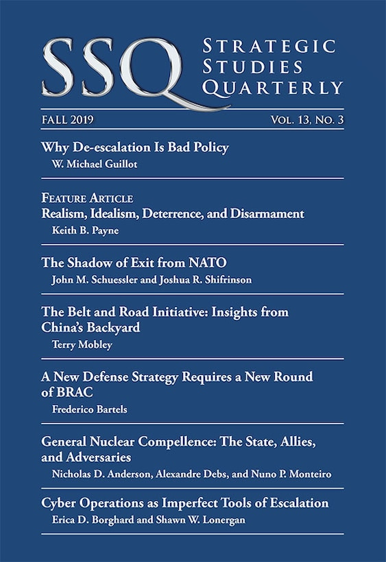 Cover image for SSQ fall edition.