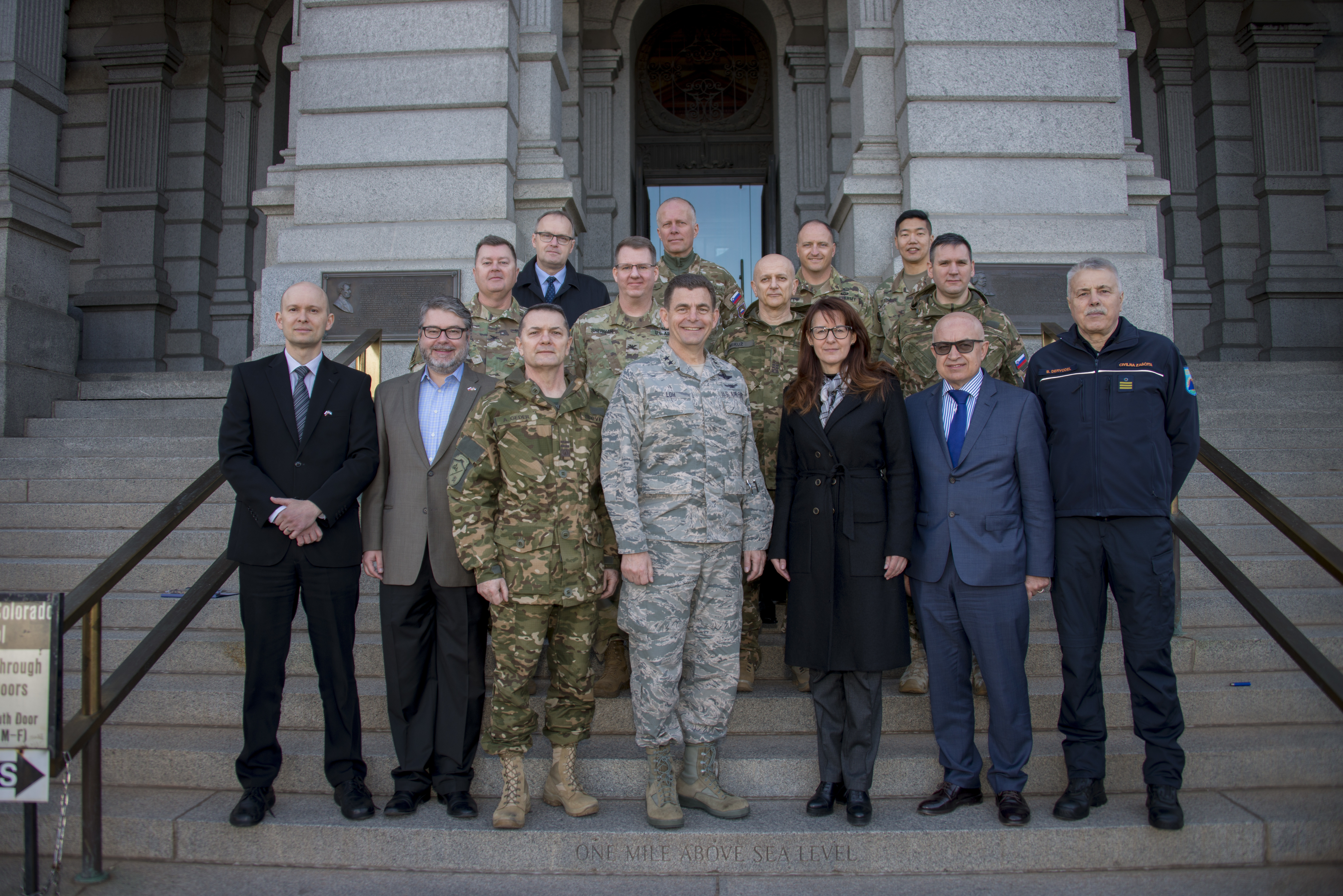 Colorado, Wyoming host Army, Air Force, and National Guard