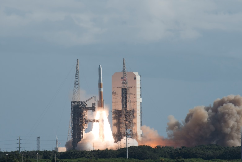 United Launch Alliance's Delta IV GPS III Magellan rocket