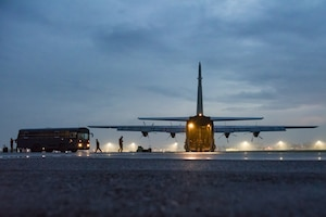 Airmen and Soldiers trained together during joint joint exercise