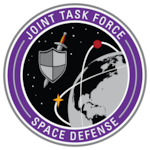 Joint Task Force Space Defense Logo